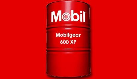 MOBIL MOBILGEAR XHP 600-SERIA