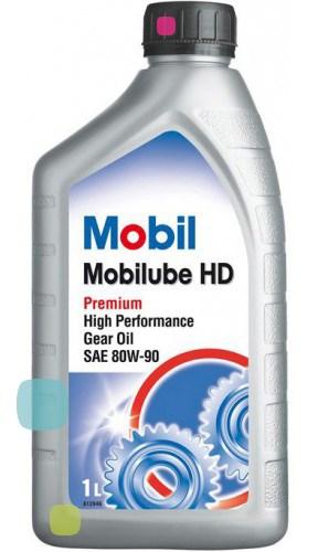 MOBIL MOBILUBE HD 80W90